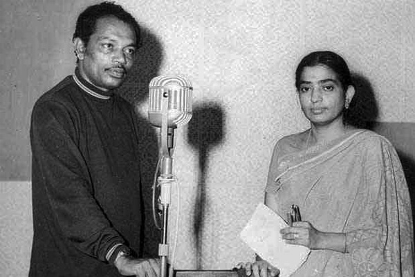 MS Baburaj and P Susheela