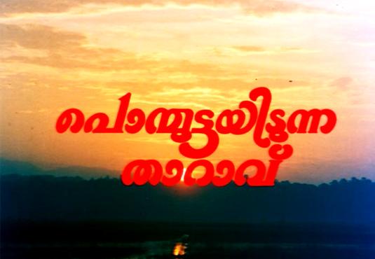 Ponmuttayidunna Tharavu Title