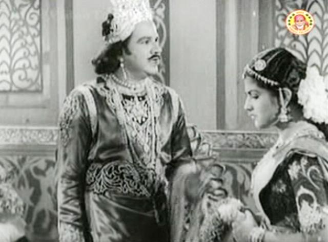 Harishchandra's wedding with Chandramati
