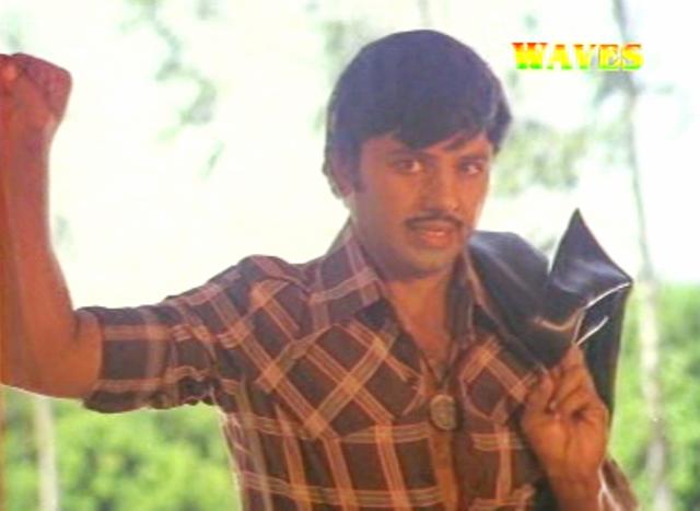 Jayan in Puthiya Velicham (1979)