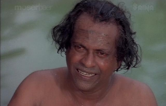 Kuthiravattam Pappu in Alkoottathil Thaniye (1984)