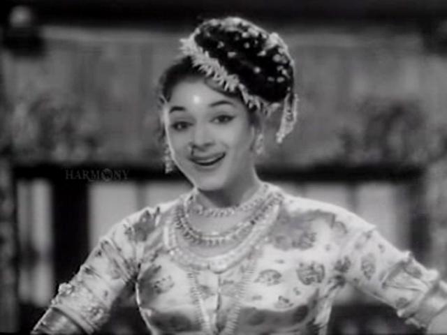 Ragini in and as Unniyarcha (1961)