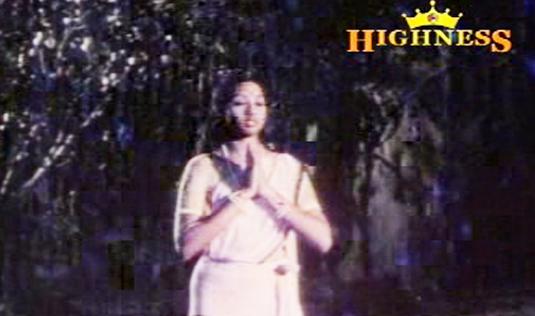 The 3 day long Prayer to Yamadeva in Satyavan Savithri (1977)
