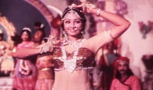 Sreedevi in Satyavan Savithri (1977)