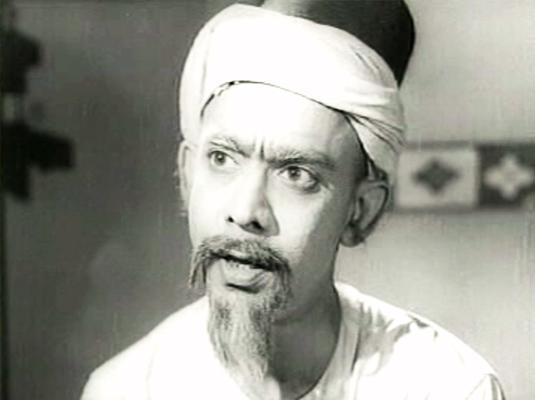 Bahadoor in Ballatha Pahayan(1969)