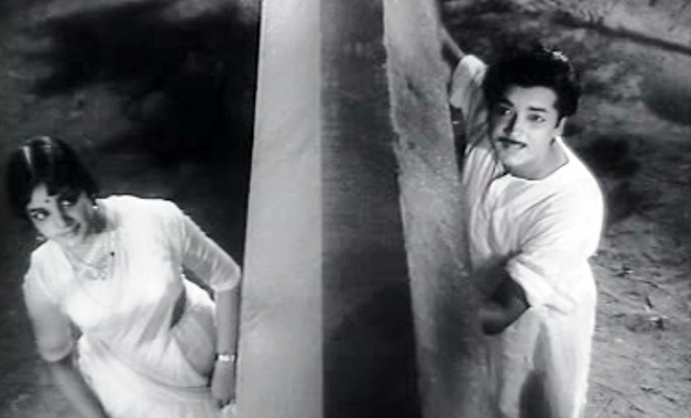 Bhargavinilayam (1964) - The Love Interludes