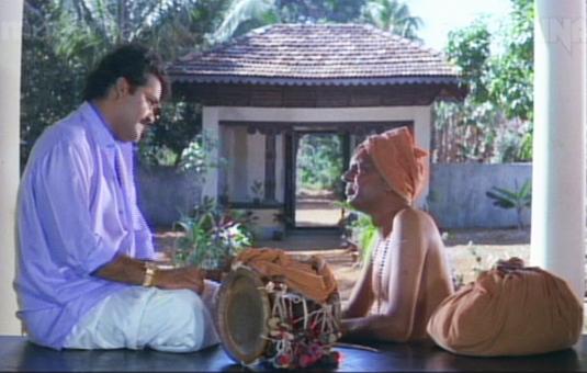 Oduvil Unnikrishnan in Devasuram (1993)