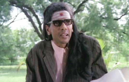 Oduvil Unnikrishnan in Sarapanjaram(1979)