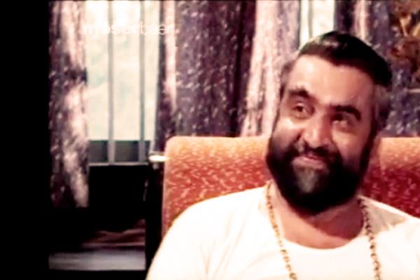 Prof Narendra Prasad in Vardhakya Puranam