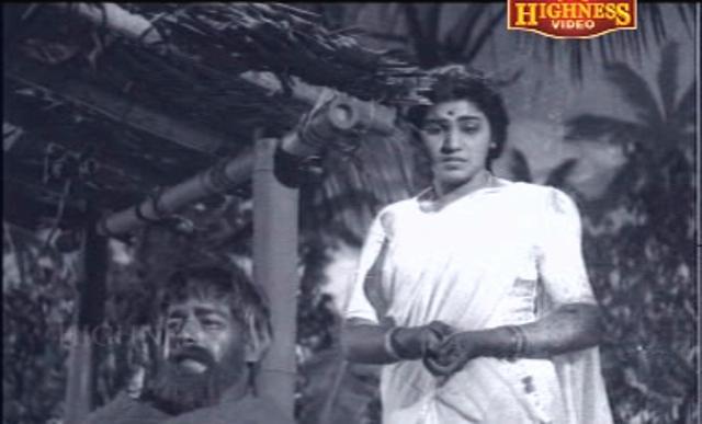 Sathyan in Odayil Ninnu (1965)