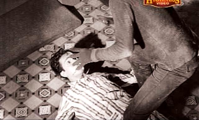 CID Nazir - a Secret Agent gets smothered