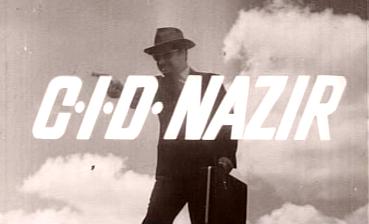 CID Nazir - Title Montage