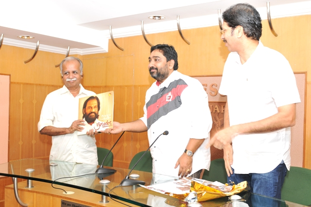 The release of the LP Disc in Malayalam 17 July 2011