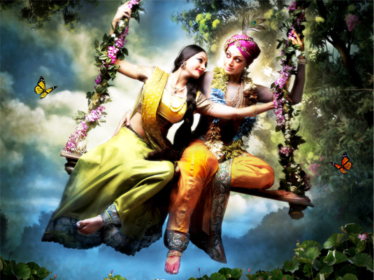 Krishna | Shobana's new musical for 2011