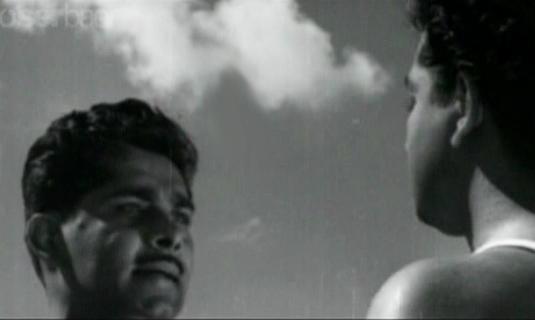 Madhu in Ninamaninja Kaalpaadukal (1963)