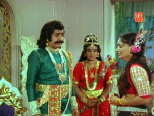 Mahabali(1983)  - Nandini gets a new home