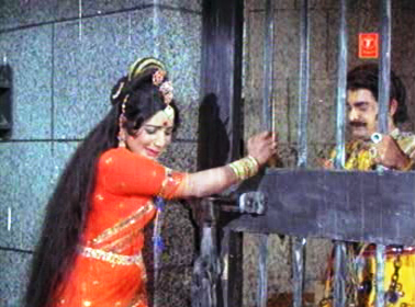 Mahabali(1983) - The Prince is imprisoned