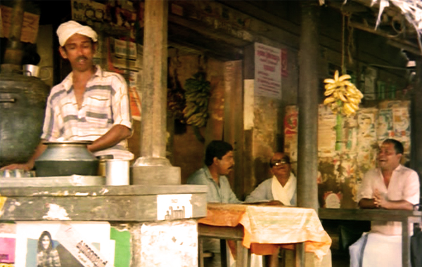 The Tea Shop in Ponmuttayidunna Thaaravu
