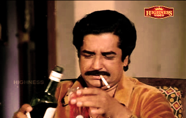 Prem Nazir, the Villain