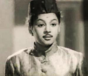 Ragini in Ponkathir (1953)