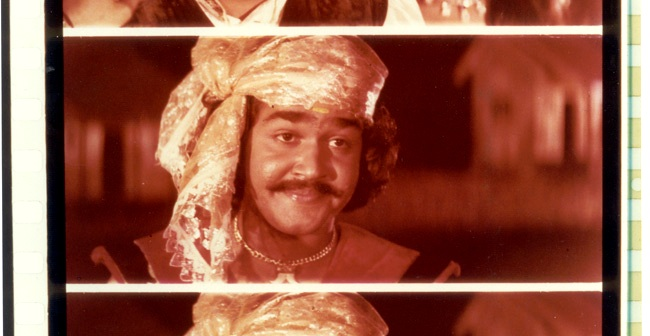 A 70mm Frame of Padayottam  - from C Ramachandra Babu's archives