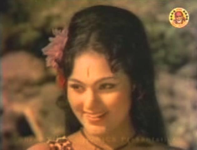 Vijayasree in Kaadu (1973)