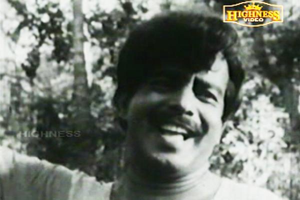 Sathyan in Kuttyedathi (1971)