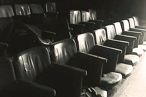 Traditional Cinema Interiors of Kerala