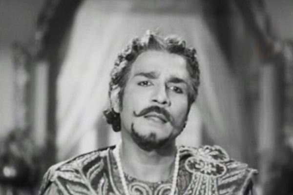 GK Pillai in Gnanasundari (1961)