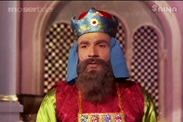 GK Pillai in Jesus (1973)