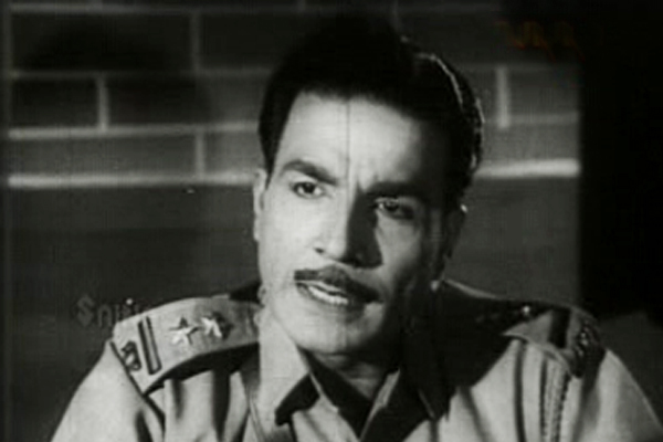 GK Pillai in Nair in Lottery Ticket (1970)