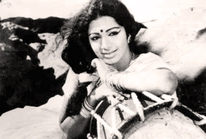 Srividya in Chenda (1972)