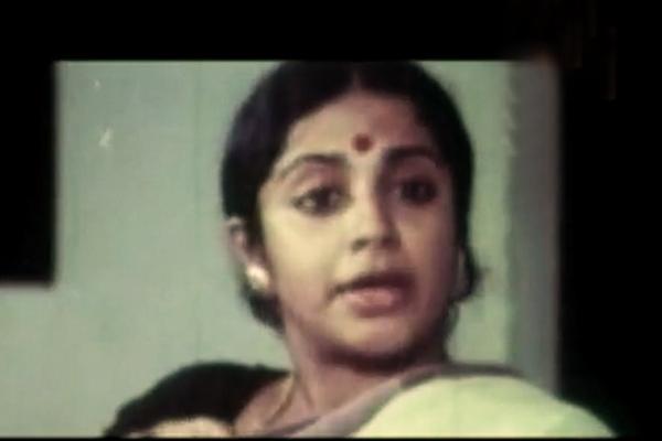 Srividya in Panchavadipaalam(1984)