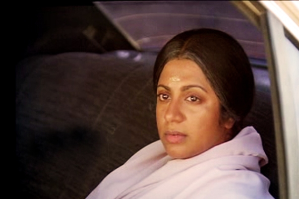 Srividya in Vachanam (1990)