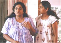 Srividya in Venalmazha