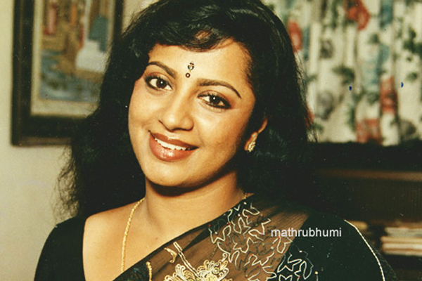 Srividya - Malayalam Actress