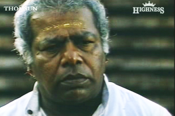 Thilakan in Hrithubhedom