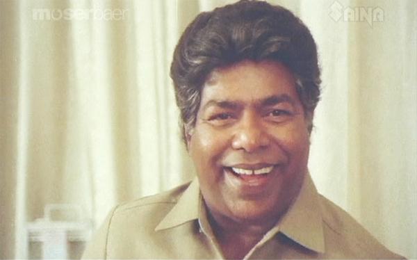 Thilakan in Nadodikattu (1987)
