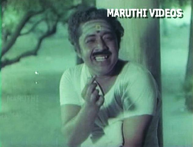 Poojapura Ravi in Ormakal Marikkumo (1977)