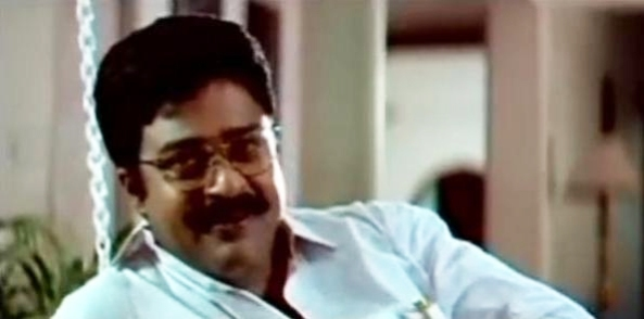Ratheesh  in Commissioner (1994)