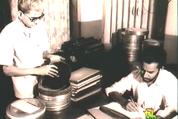 Archival Data updation of film records at the NFAI, Pune