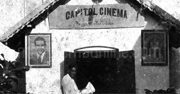 Capitol Theatre-Trivandrum