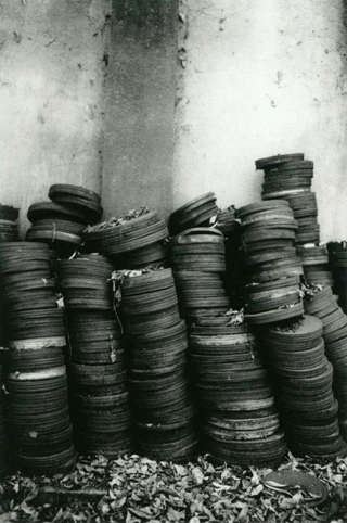 Film Cans Storage at NFAI Pune