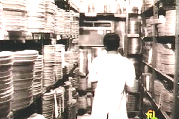 Inside the National Film Archives, Pune