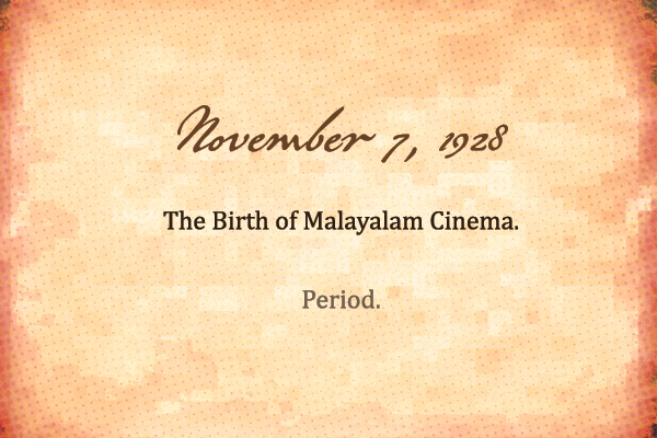 The Date of Screening of Vigathakumaran.