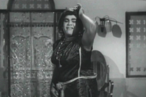 Adoor Bhasi in Cochin Express