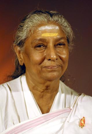 S Janaki  Courtesy The Hindu