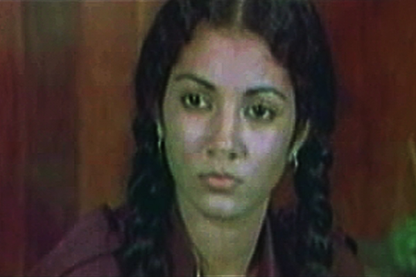 Shanthi Krishna as Annie in Chillu (1982)